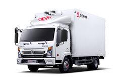 东风 凯普特星云K6 160马力 4X2 4.17米冷藏车(国六)(EQ5041XLC8CD2AC)