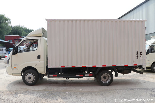 飞碟缔途 GX 1.6L 122马力 汽油 3.6米单排厢式微卡(FD5036XXYD66K6-1)