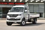 华晨 鑫源T50S 标准型 112马力 CNG 3.6米单排栏板微卡(国六)(200L气瓶)(JKC1034D6X1CNG)图片