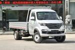 华晨 鑫源T50S 标准型 112马力 CNG 3.6米单排栏板微卡(国六)(100L气瓶)(JKC1034D6X1CNG)图片