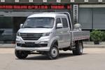 华晨 鑫源T52S 标准型 112马力 CNG 3米双排栏板微卡(国六)(JKC1034S6X1CNG)图片