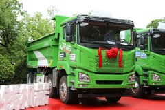 青岛解放 JH6重卡 领航版 430马力 8X4 5.6米自卸车(国六)(CA3310P27K15L1T4E6A80)