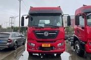 东风商用车 天锦KR 245马力 4X2 6.8米仓栅式载货车(国六)(DFH5180CCYEX7)
