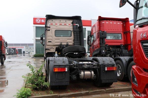 降价促销天龙旗舰KX牵引车仅售41.40万