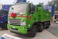 福田瑞沃 大金刚ES5 220马力 6X2 5.2米自卸车(国六)(BJ3244DMPFB-02)图片