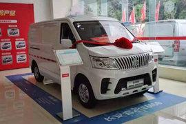 长安 睿行EM60 2.6T 2座 纯电动厢式运输车41.86kWh