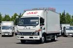 江淮 骏铃V6 150马力 4.15米单排厢式载货车(国六)(HFC5048XXYB31K1C7S-1)图片