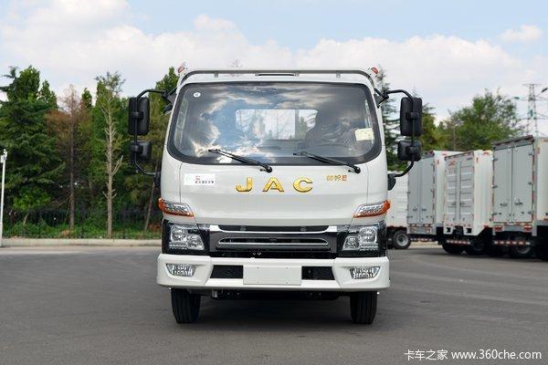 江淮 帅铃E中体 150马力 4.22米单排栏板轻卡(国六)(HFC1043B32K1C7S)