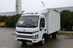 跃进 福运S100Plus 115马力 3.67米单排厢式微卡(国六)(SH5043XXYKCDCNZ2) 卡车图片