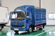 陜汽商用車 軒德E9 都市版 4.5T 4.1米單排純電動倉柵式輕卡91.1kWh
