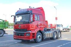 陕汽商用车 轩德翼3 轻量化版 490马力 6X4 牵引车(国六)(13T后桥)(SX4250MP6324) 卡车图片