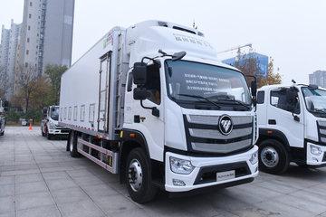 福田 欧航R系 220马力 4X2 6.6米冷藏车(BJ5186XLC-8M)图片