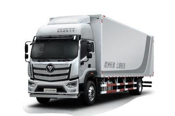 福田 欧航R系 220马力 6.8米厢式载货车(国六)(BJ5166XXY-1A)图片