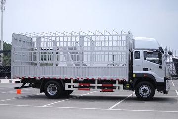 福田 欧航R系 220马力 6.8米仓栅式载货车(国六)(BJ5166CCY-1A)图片