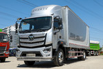 福田 歐航R系 220馬力 4X2 6.8米廂式載貨車(國六)(BJ5166XXY-1A)圖片