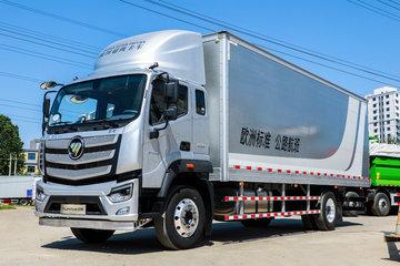 福田 欧航R系 220马力 4X2 6.8米厢式载货车(国六)(BJ5166XXY-1A)图片