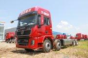 陕汽重卡 德龙X5000 绿通版 460马力 8X4 9.5米厢式载货车(国六)(SX5319XXYXD456F1)