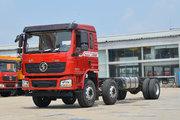 陕汽重卡 德龙L3000 旗舰版 245马力 6X2 8.7米栏板载货车(国六)(SX1259LB9F1)