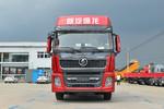 陕汽重卡 德龙X5000 490马力 6X4 AMT自动挡牵引车(速比3.545)(国六)(SX4259XD4Q1)