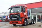 中國重汽 HOWO Max重卡 510馬力 6X4牽引車(國六)(ZZ4257V344KF1)圖片