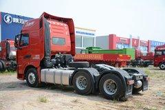 中国重汽 HOWO TH7重卡 510马力 6X4 AMT自动挡牵引车(国六)(ZZ4257V324HF1B)