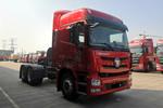 福田 欧曼GTL 质享版 460马力 6X4 LNG牵引车(国六)(BJ4259L6DLL-10)图片