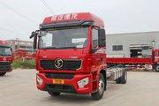 陕汽重卡 德龙L5000 轻量化版 245马力 4X2 6.8米仓栅式载货车(国六)(SX5189CCYLA501F2)