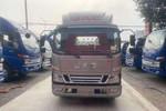 江淮 骏铃A8 160马力 4X2 4.15米冷藏车(星瑞变速箱)(HFC5048XLCP51K1C7S)