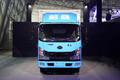 前晨汽车 EC1 单排纯电动厢式轻卡(ZZ5048XXYG17ZBEV0)85.41kWh