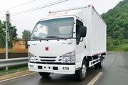 庆铃 铃咖 126马力 4.2米单排厢式轻卡(国六)(QL5040XXYMFHA)