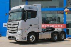 福田 欧曼EST 6系重卡 基本版 580马力 6X4 AMT自动挡牵引车(国六)(BJ4259Y6BHL-03)