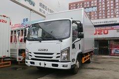 江西五十铃 翼放ES7 标准版 170马力 4.08米单排厢式轻卡(国六)(JXW5040XXYCDJB2)