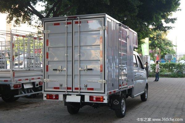 优惠0.3万呼市长安星卡载货车促销中