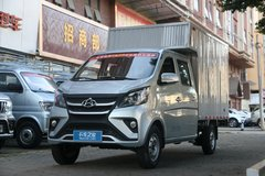 长安凯程 星卡 1.5L 长轴版 标准型 107马力 汽油 2.45米双排厢式微卡(国六)(SC5022XXYSEAD6) 卡车图片