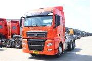 中国重汽 汕德卡SITRAK G7重卡 510马力 6X4牵引车(ZZ4256V324HE1B)