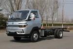 中国重汽HOWO 智相 122马力 4X2 3.95米单排仓栅式小卡(ZZ5047CCYC3111F145)