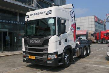 斯堪尼亚 G系列重卡 500马力 6X4牵引车(国六)(型号5G500)