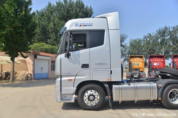 重庆强和优惠1万欧曼EST牵引车促销中