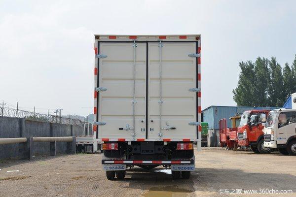 仅售9.80万淄博祥盛泰悍将载货车大促