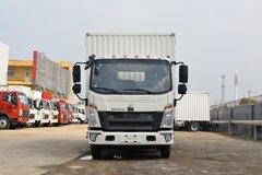 中国重汽HOWO 悍将 150马力 4.15米单排厢式轻卡(国六)(ZZ5047XXYG3215F144)图片