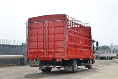 中国重汽HOWO 悍将 160马力 4.15米单排仓栅式轻卡(ZZ5047CCYG3215F145) 卡车图片