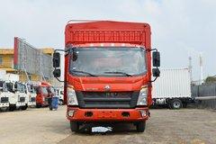 中国重汽HOWO 悍将 160马力 6.2米排半仓栅式轻卡(ZZ5127CCYH4515F1)图片