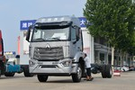 中国重汽 豪沃N5G中卡 250马力 4X2 9.65米厢式载货车(国六)(ZZ5187XXYK711JF1)图片