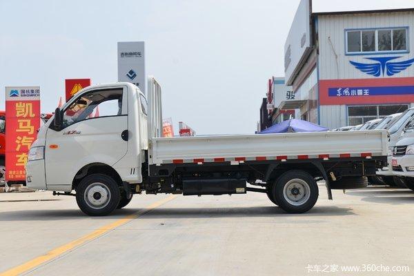 优惠0.6万东风小霸王3.9米载货车促销