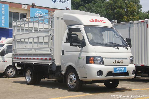 江淮 恺达X5 1.6L 120马力 3.31米单排仓栅式微卡(国六)