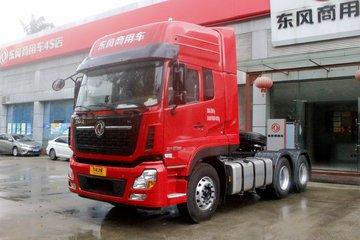 东风商用车 天龙VL重卡 465马力 6X4牵引车(国六)