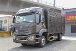 中国重汽 豪沃N5G中卡 2020豪华版 240马力 4X2 6.75米仓栅式载货车(ZZ5187CCYK511JE1)图片