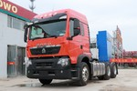 中国重汽 HOWO TX重卡 460马力 6X4 牵引车(ZZ4257V324GF1)图片