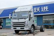 跃进 超运H500 170马力 4.17米AMT自动挡单排厢式轻卡(国六)(SH5043XXYZFDDWZ)