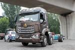中国重汽 豪沃N5G中卡 290马力 6X2 9.6米栏板载货车(国六)(ZZ1257N56CJF1)